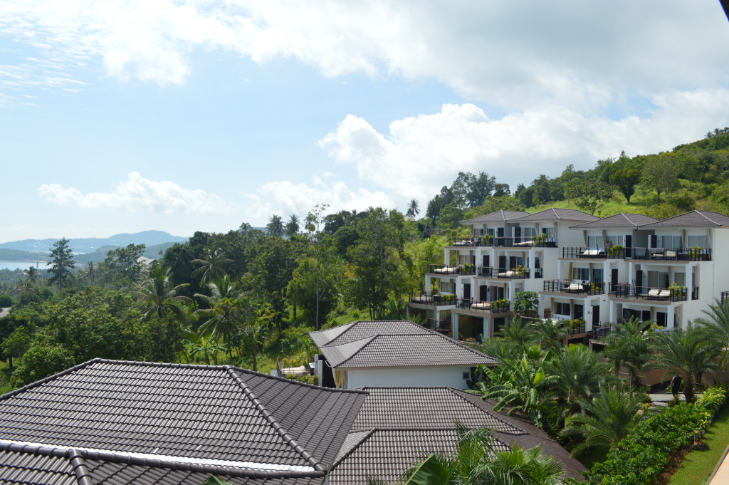 Mantra Samui resort rooms